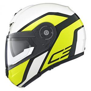 Schuberth C3 Pro Observer Yellow