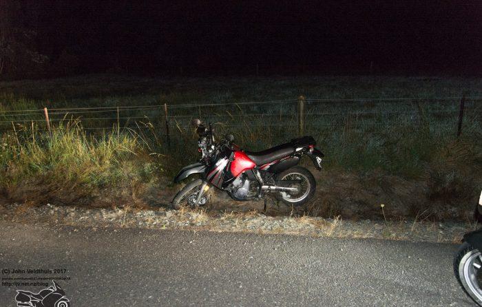 Accident Redwood Valley