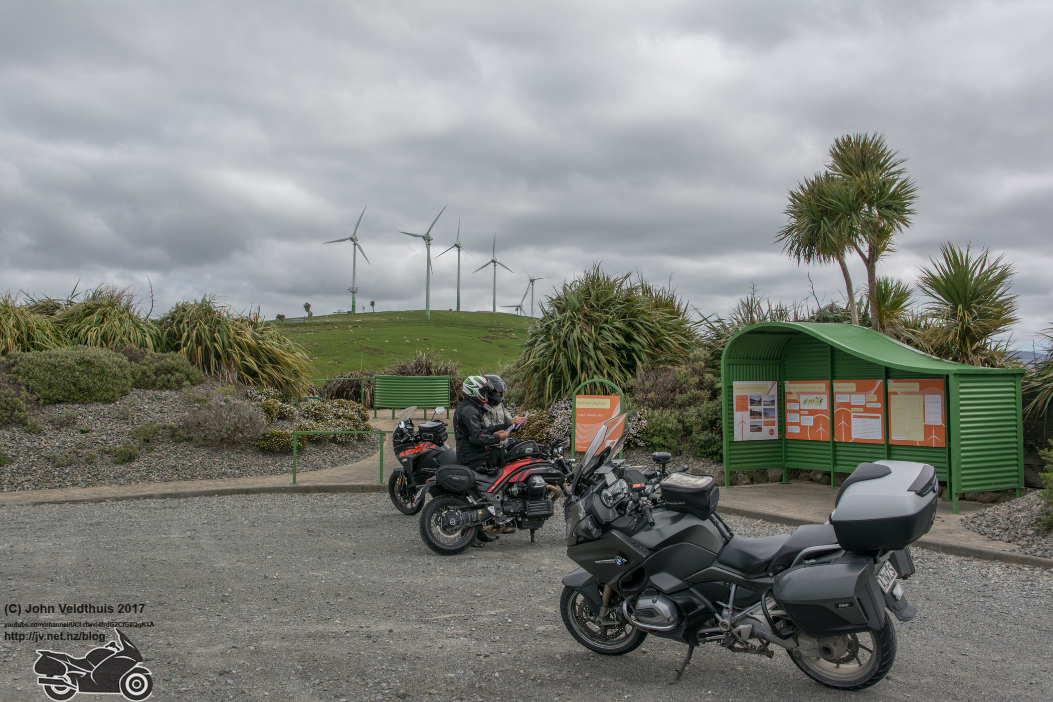 North Island 800 - Windfarm